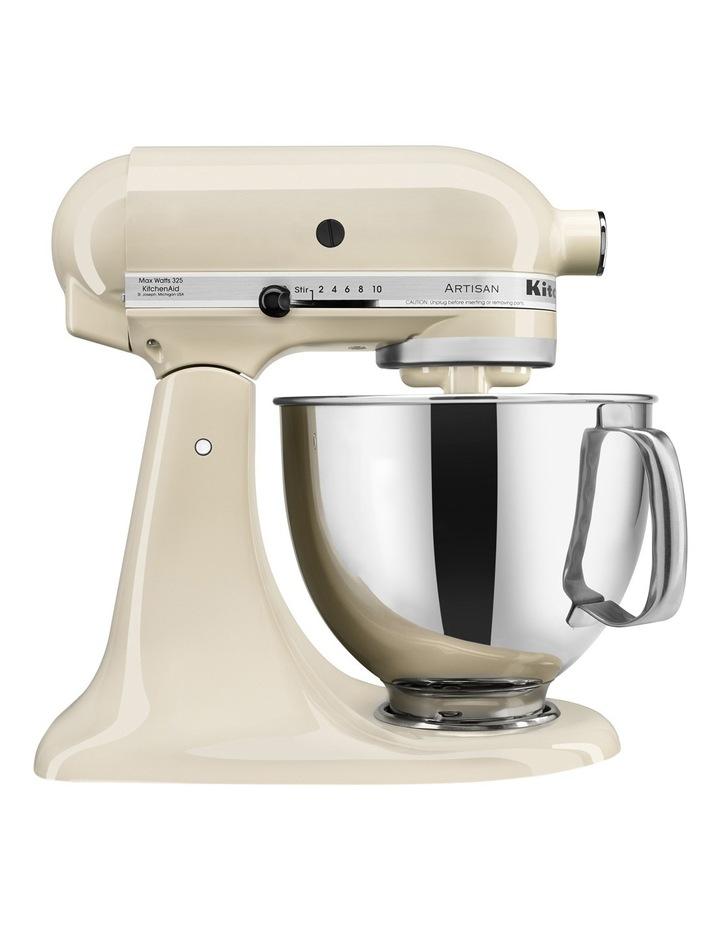 KSM150 Artisan Stand Mixer - Almond Cream 5KSM150PSAAC image 1