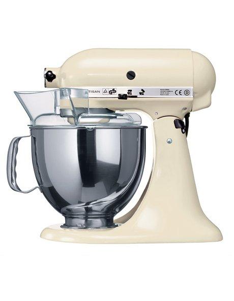 KSM150 Artisan Stand Mixer - Almond Cream 5KSM150PSAAC image 3