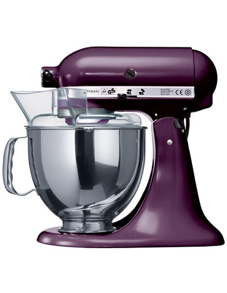 Kitchenaid Ksm150 Artisan Stand Mixer Boysenberry 91072
