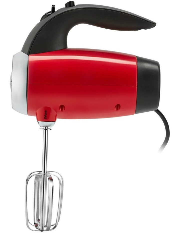 Mixmaster Hand Mixer Toffee Apple Red JM6600R image 1