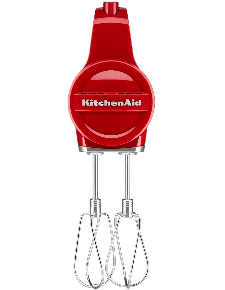 Cordless 7 Speed Hand Mixer Empire Red 5KHMB732AER image 2