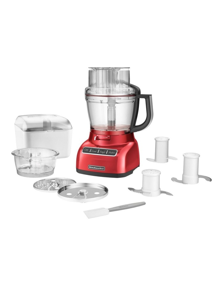 Artisan Exactslice Food Processor: Empire Red KFP1333AER image 4