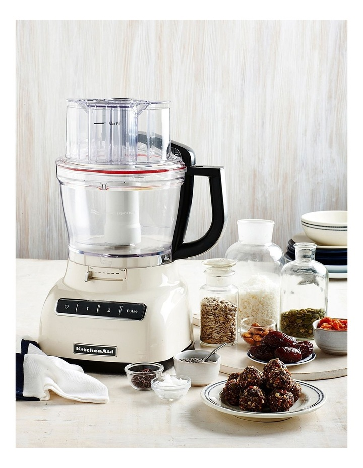 Artisan Exactslice Food Processor: Almond Cream KFP1333AAC image 2