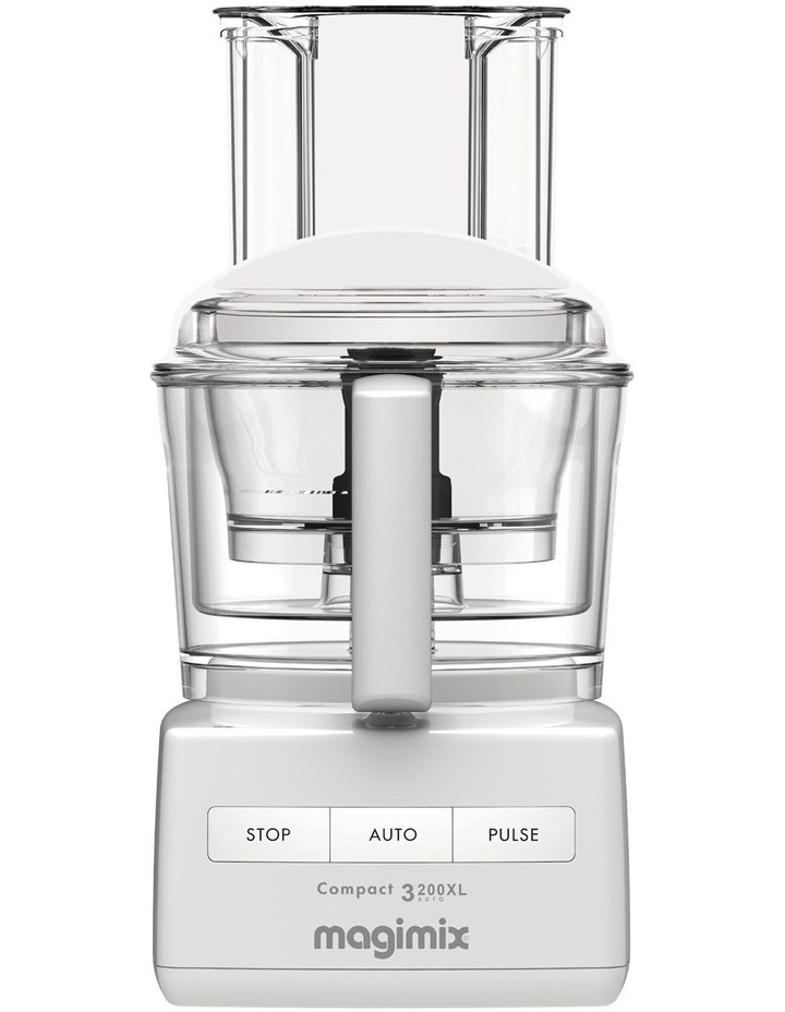 Food Processor in White 3200XL image 1