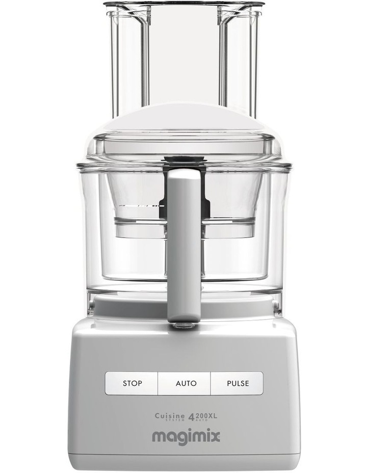Food Processor 4200XL White image 1