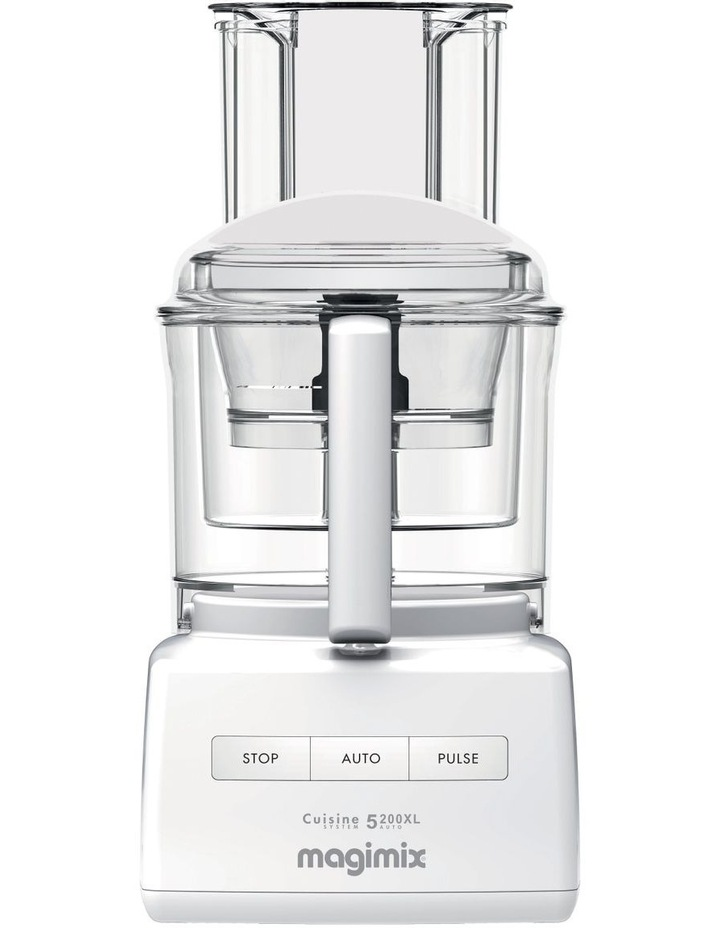 Food Processor in White 5200XL image 1