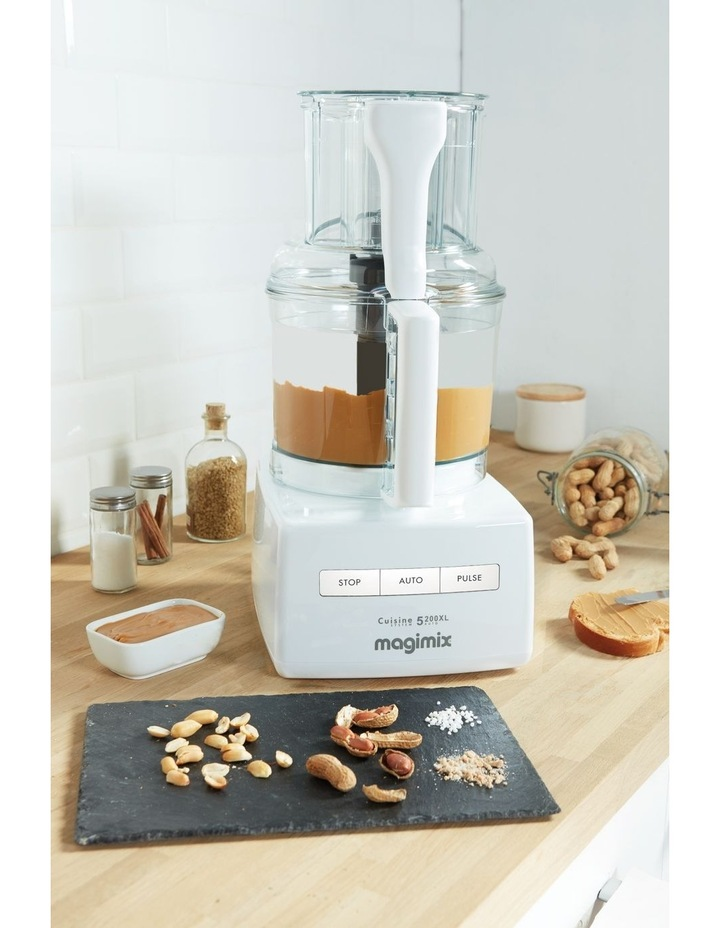 Food Processor in White 5200XL image 5