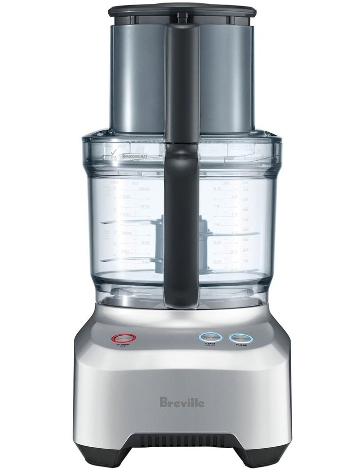 the Kitchen Wizz 11 Food Processor Silver BFP660SIL image 1