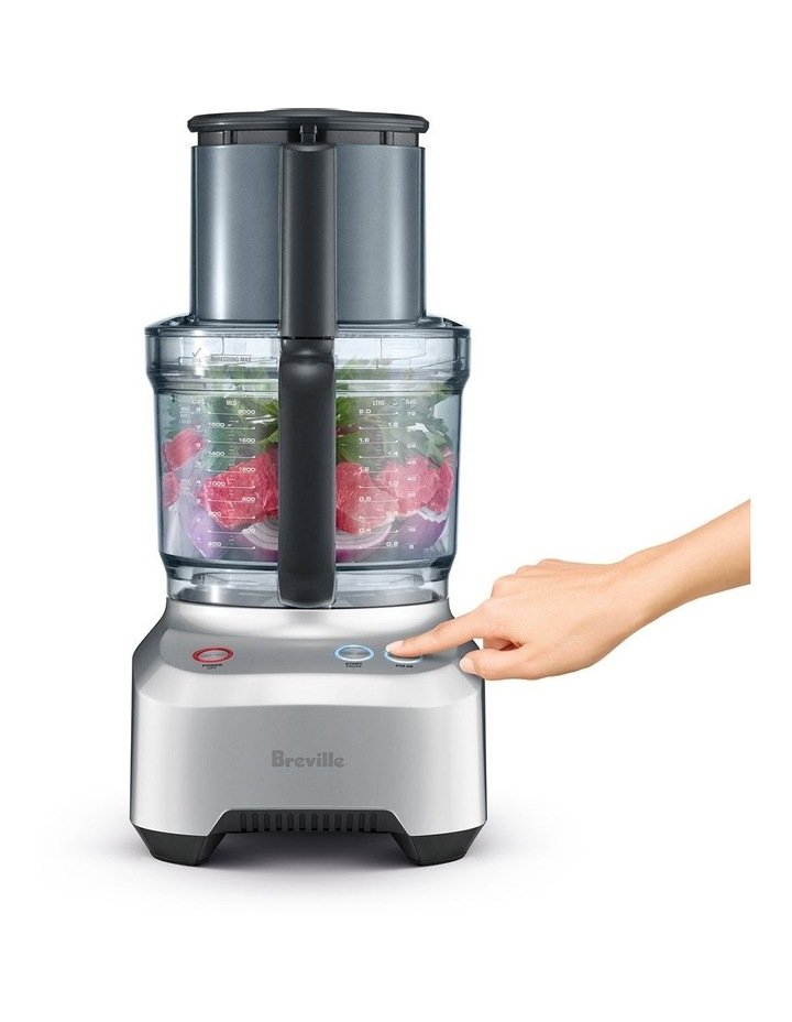 the Kitchen Wizz 11 Food Processor Silver BFP660SIL image 4