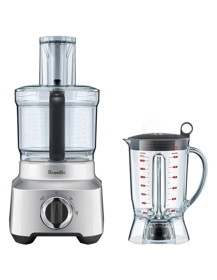 the Kitchen Wizz 8 Plus Food Processor BFP580SIL image 1