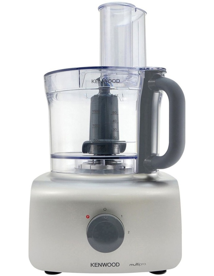 FDP646SI Multipro Home Food Processor image 1