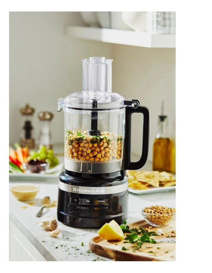 9 Cup Food Processor Onyx Black 5KFP0919AOB image 6
