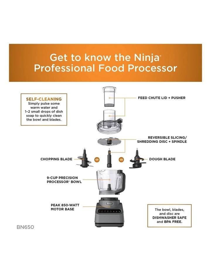 Precision Food Processor Silver BN650 image 3