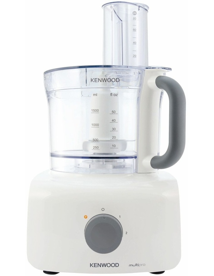 MultiPro Home Food Processor White FDP641WH image 1