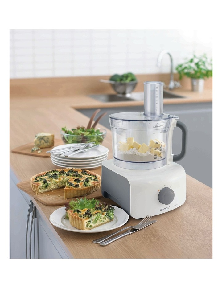 MultiPro Home Food Processor White FDP641WH image 3
