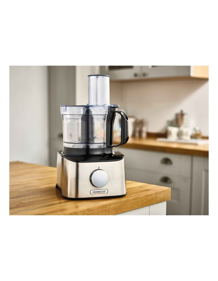 Multipro Compact   Food Processor Stainless Steel FDM304SS image 5