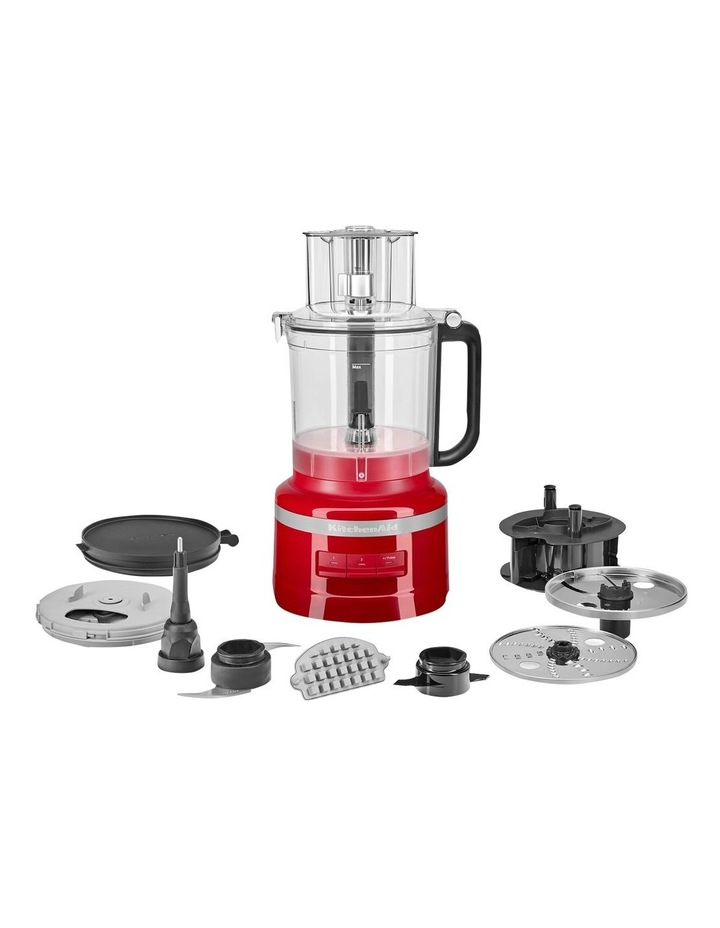 KitchenAid 13 Cup Food Processor 5KFP1319AER Empire Red image 1