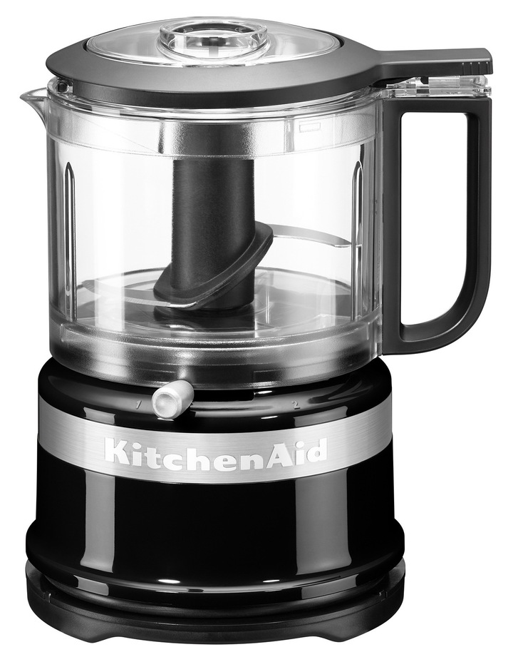 3.5 Cup Mini Chopper: Onyx Black 5KFC3515AOB image 2