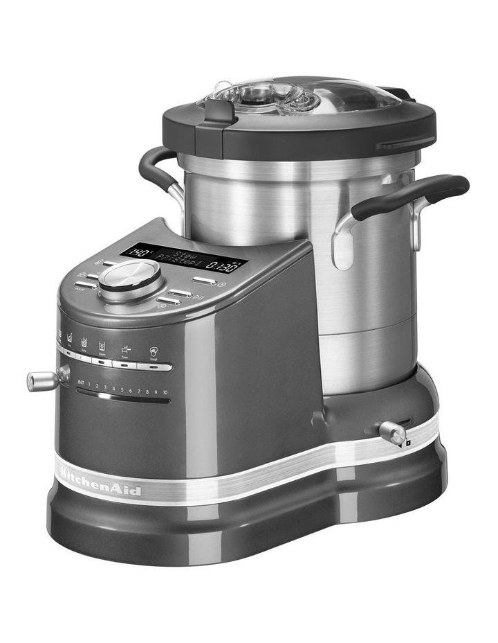 KCF0103AMS Artisan Cook Processor: Medallion Silver image 2