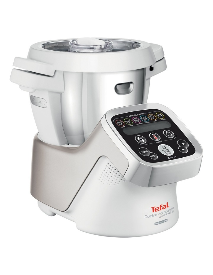 All In One Kitchen Appliance.Tefal Cuisine Companion The All In One Kitchen Wonder Machine