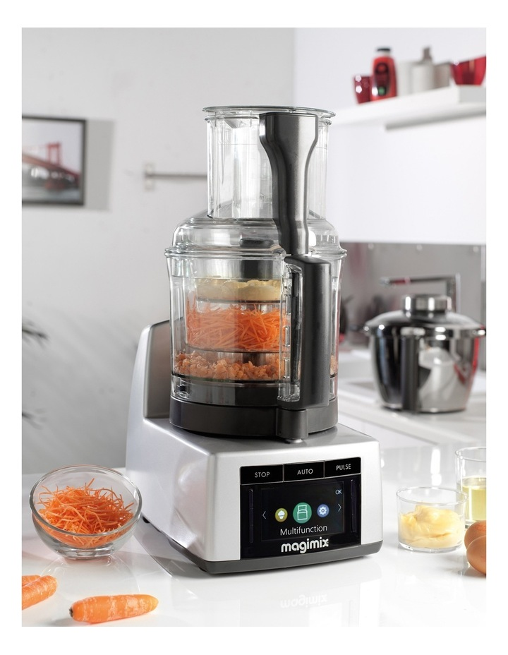 7CO18900A Cook Expert Multifunction Cooking Food Processor: Matt Chrome image 2