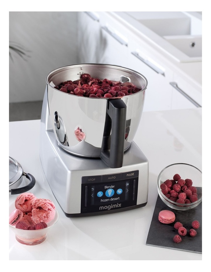 Cook Expert Multifunction Cooking Food Processor Matt Chrome 7CO18900A image 4