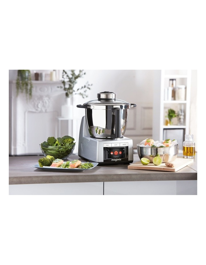 Cook Expert Multifunction Cooking Food Processor Matt Chrome 7CO18900A image 5