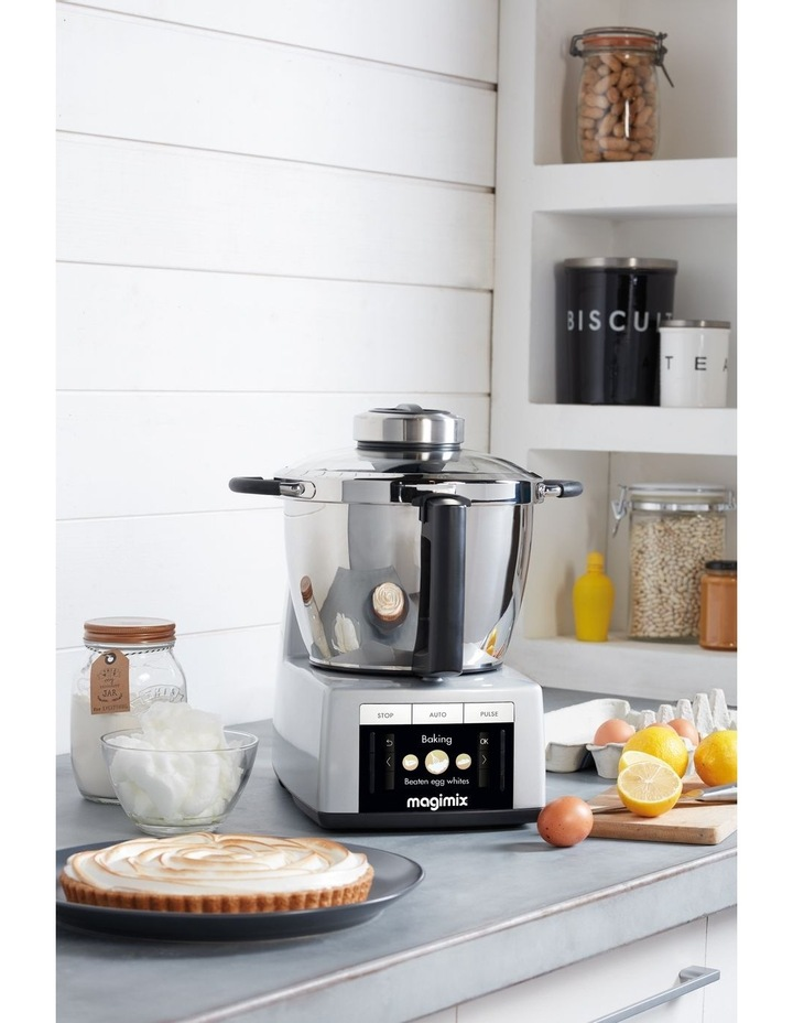Cook Expert Multifunction Cooking Food Processor Matt Chrome 7CO18900A image 6