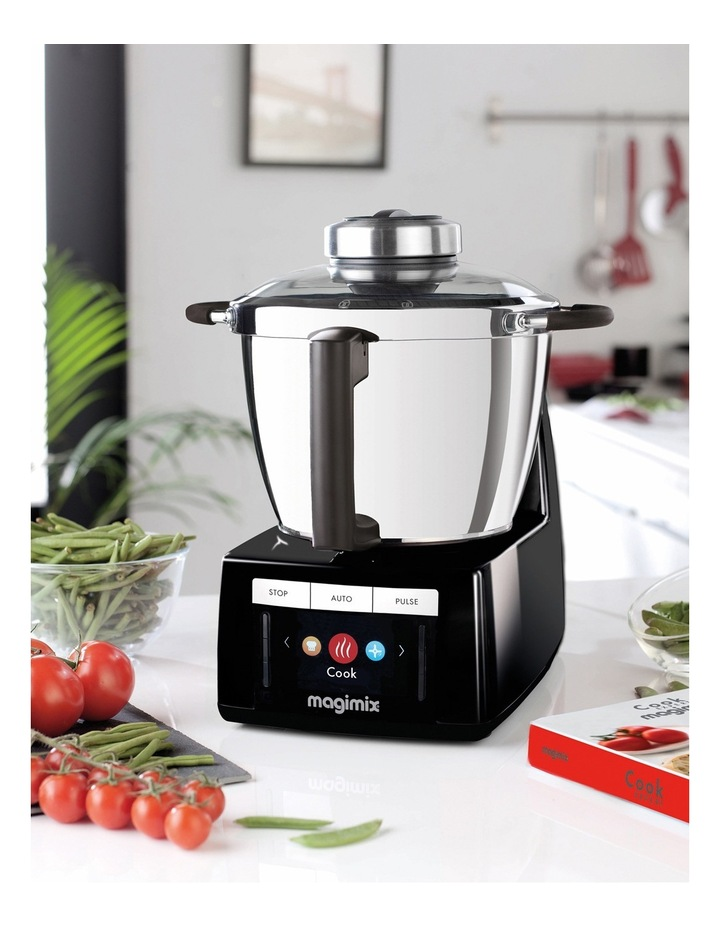 Cook Expert Multifunction Cooking Food Processor Black 7CO18903A image 2