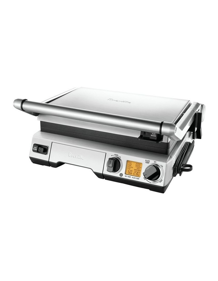 The Smart Grill Pro: Stainless Steel BGR840BSS image 1