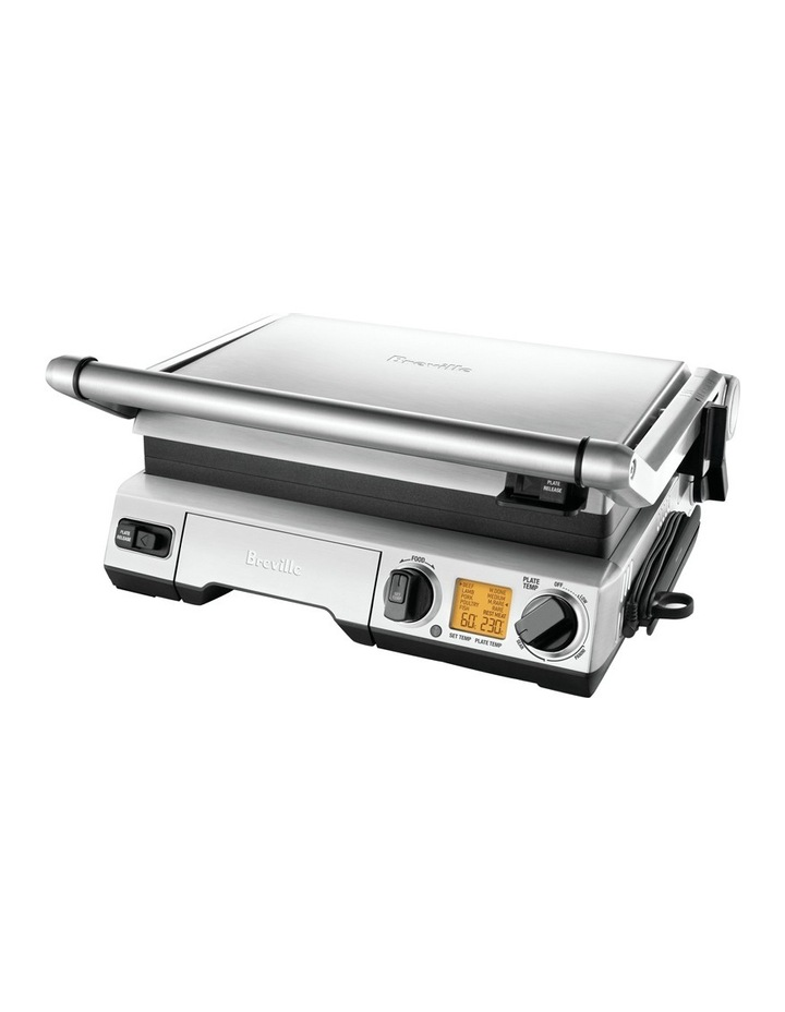The Smart Grill Pro: Stainless Steel BGR840BSS image 2