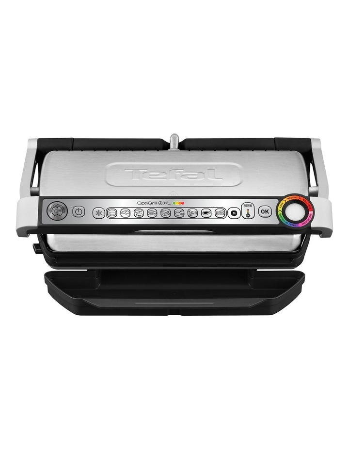 OptiGrill  XL Health Grill: Silver image 2