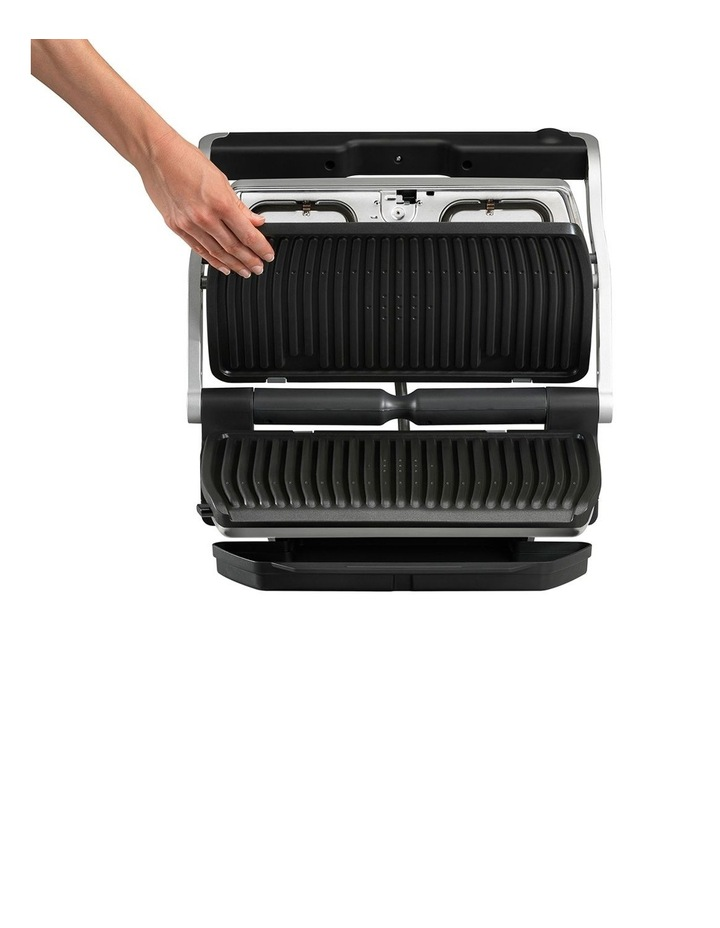 OptiGrill  Plus XL Smart Grill Stainless Steel GC722 image 3