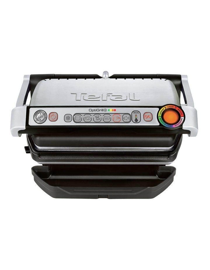 Optigrill  Stainless Steel Smart Grill -GC712 image 1
