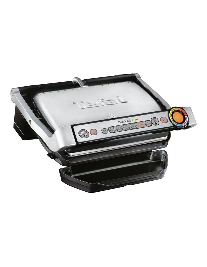 Optigrill  Stainless Steel Smart Grill -GC712 image 2