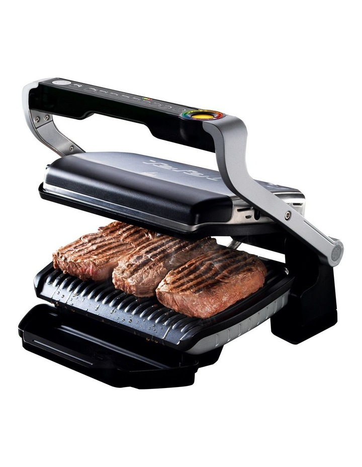 Optigrill  Stainless Steel Smart Grill -GC712 image 3