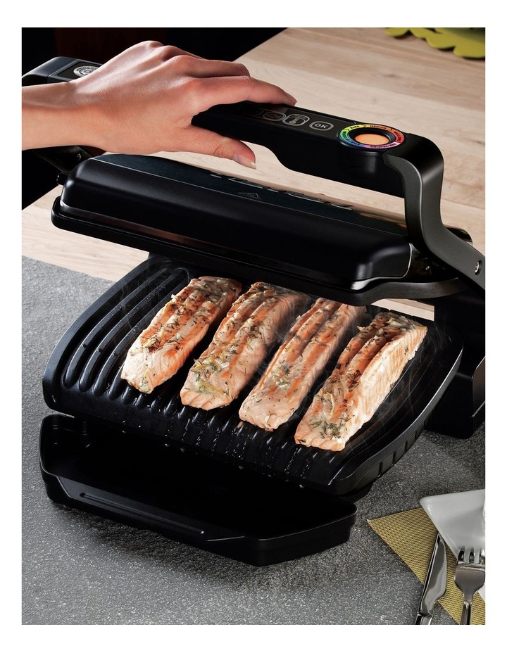 Optigrill  Stainless Steel Smart Grill -GC712 image 5