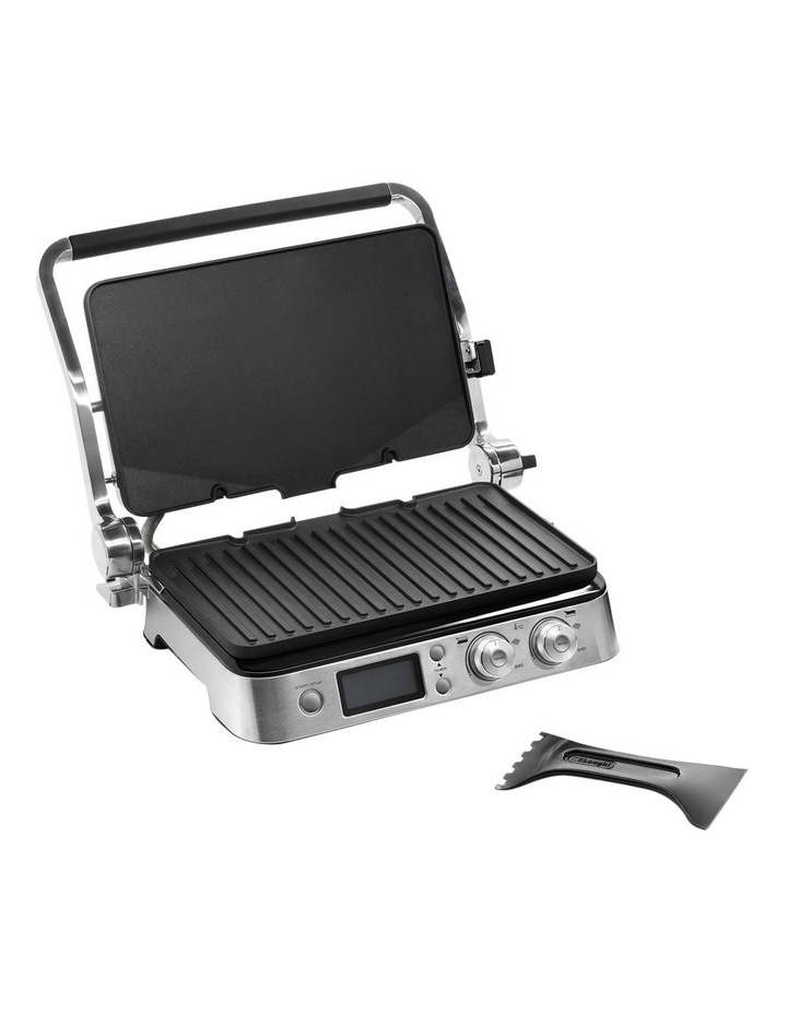 3 in 1 Digital Benchtop Multi Grill: Stainless Steel CGH1012D image 2