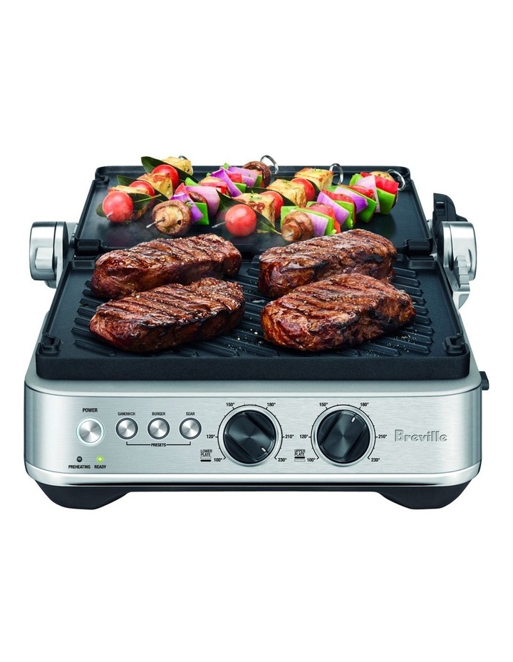the Sear & Grill Brushed Stainless Steel BGR710BSS image 2
