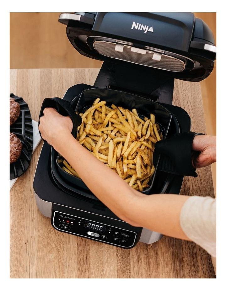 Foodi Air Grill: Black/Grey AG301 image 6