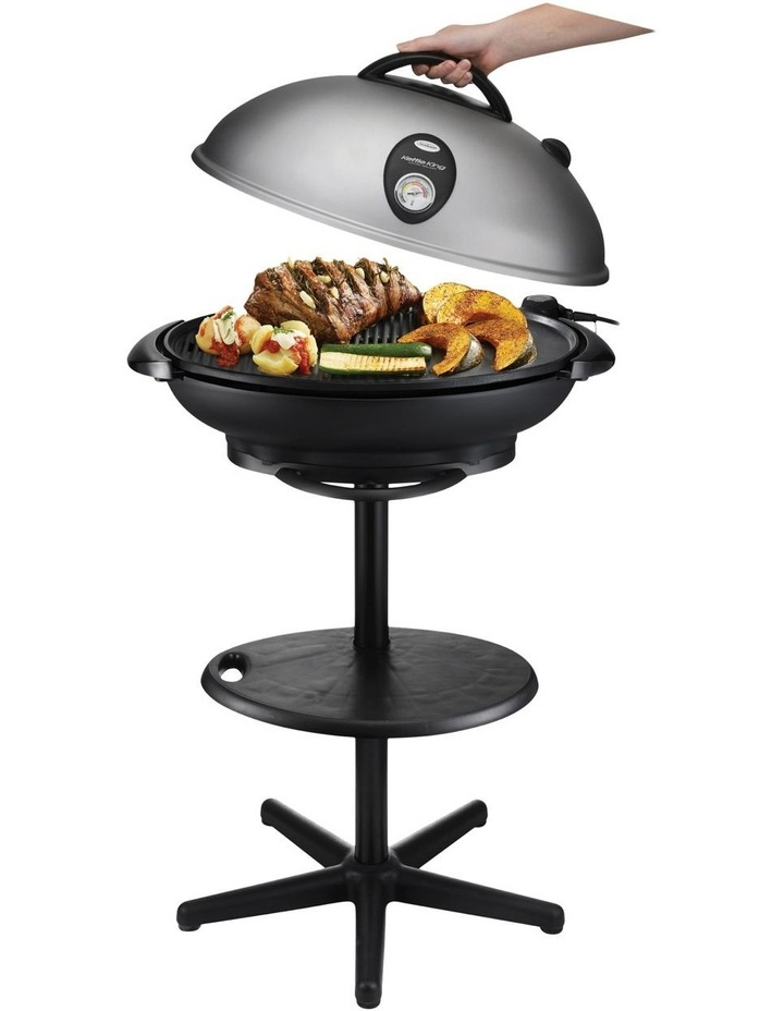 Kettle King Outdoor Electric BBQ HG6600B image 2