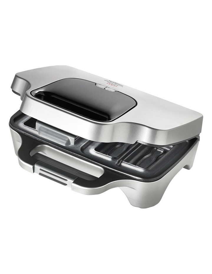 GR6600 Big Fill Toastie Soldiers for 2: Silver image 1