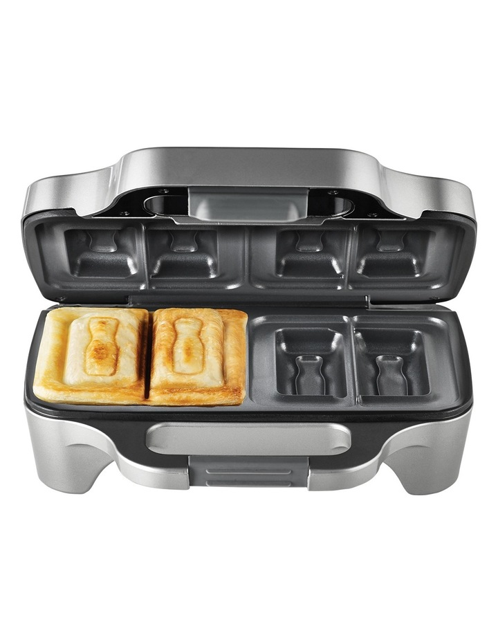 GR6600 Big Fill Toastie Soldiers for 2: Silver image 2