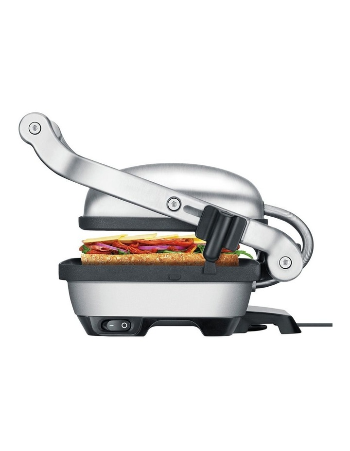 The Perfect Press Sandwich Maker: Stainless Steel  BSG600BSS image 3