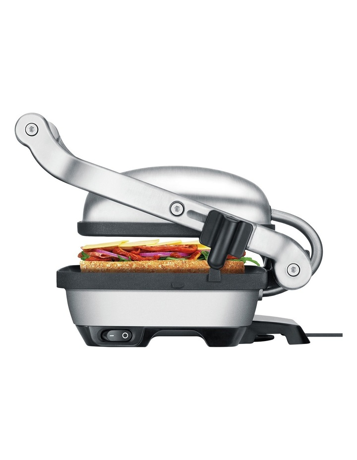 The Perfect Press Sandwich Maker: Stainless Steel  BSG600BSS image 4
