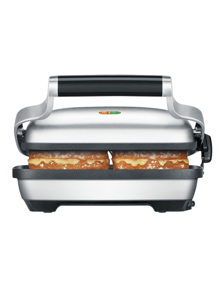 The Perfect Press Sandwich Maker: Stainless Steel  BSG600BSS image 5