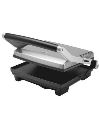 the Toast & Melt 4 Slice Sandwich Press BSG540BSS image 1