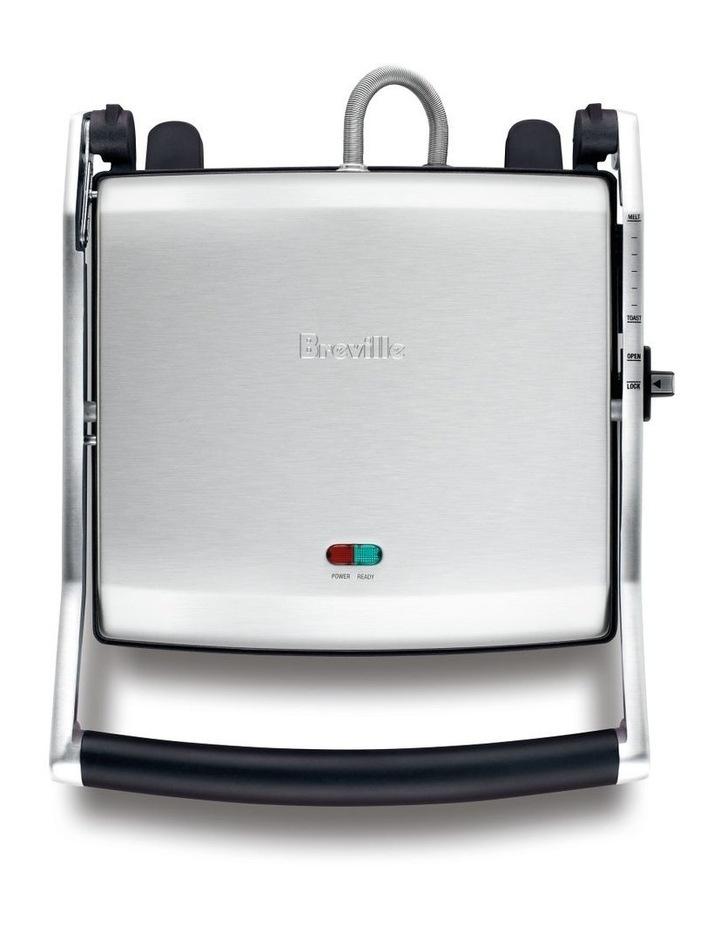 The Toast & Melt 4 Slice Sandwich Press: Stainless Steel BSG540BSS image 2