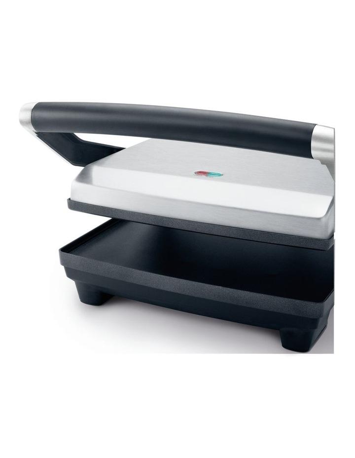 The Toast & Melt 4 Slice Sandwich Press: Stainless Steel BSG540BSS image 3