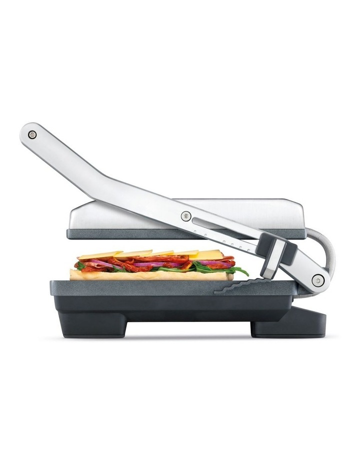 The Toast & Melt 4 Slice Sandwich Press: Stainless Steel BSG540BSS image 4